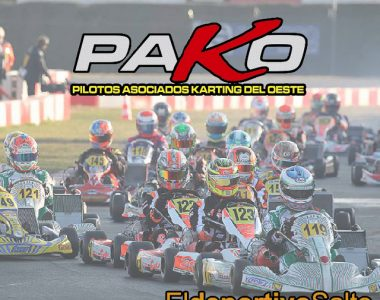 Karting PAKO: Suspendido